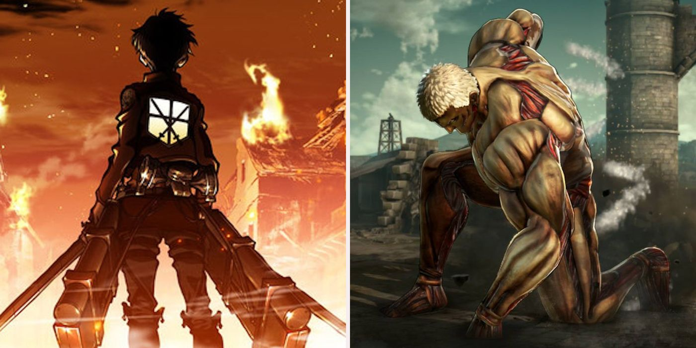 Things You Didn't Know About Attack On Titan | ScreenRant