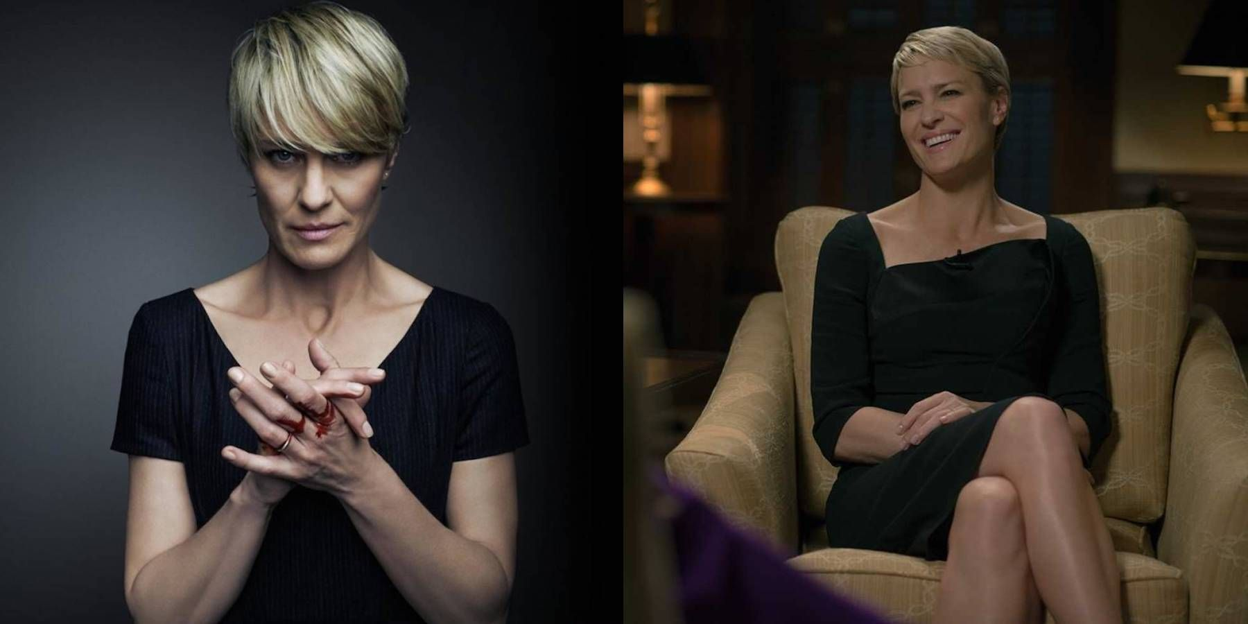 House Of Cards: WTF Claire Underwood Moments | ScreenRant