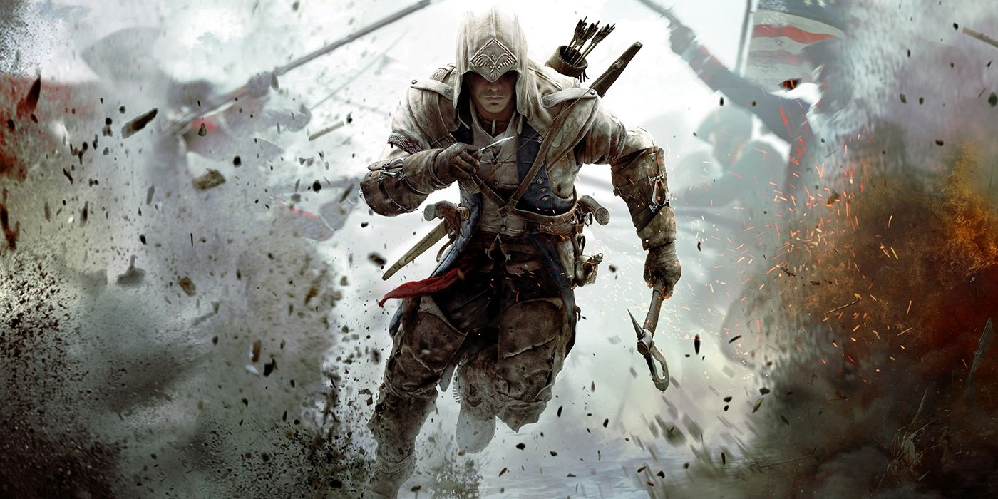 Assassin S Creed 3 Remaster Included In Odyssey Dlc Season Pass