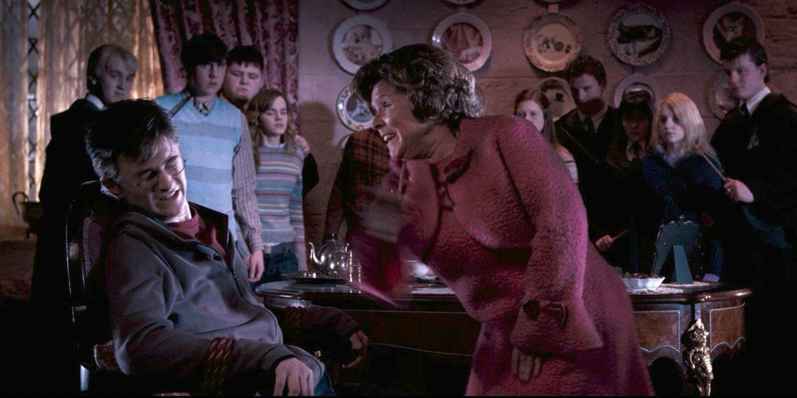 Harry Potter Fun Facts About Dolores Umbridge Screenrant