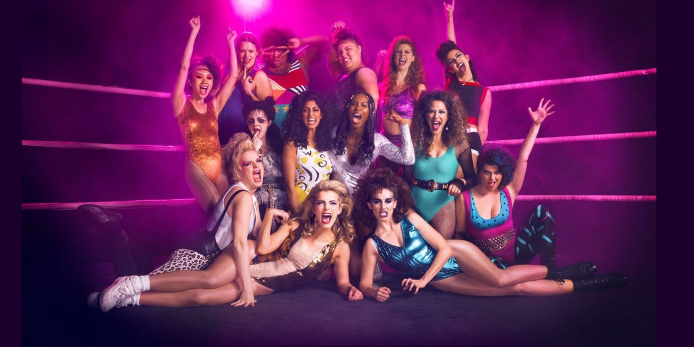 GLOW Writers & Cast Worked To Improve BIPOC Characters Before Cancellation