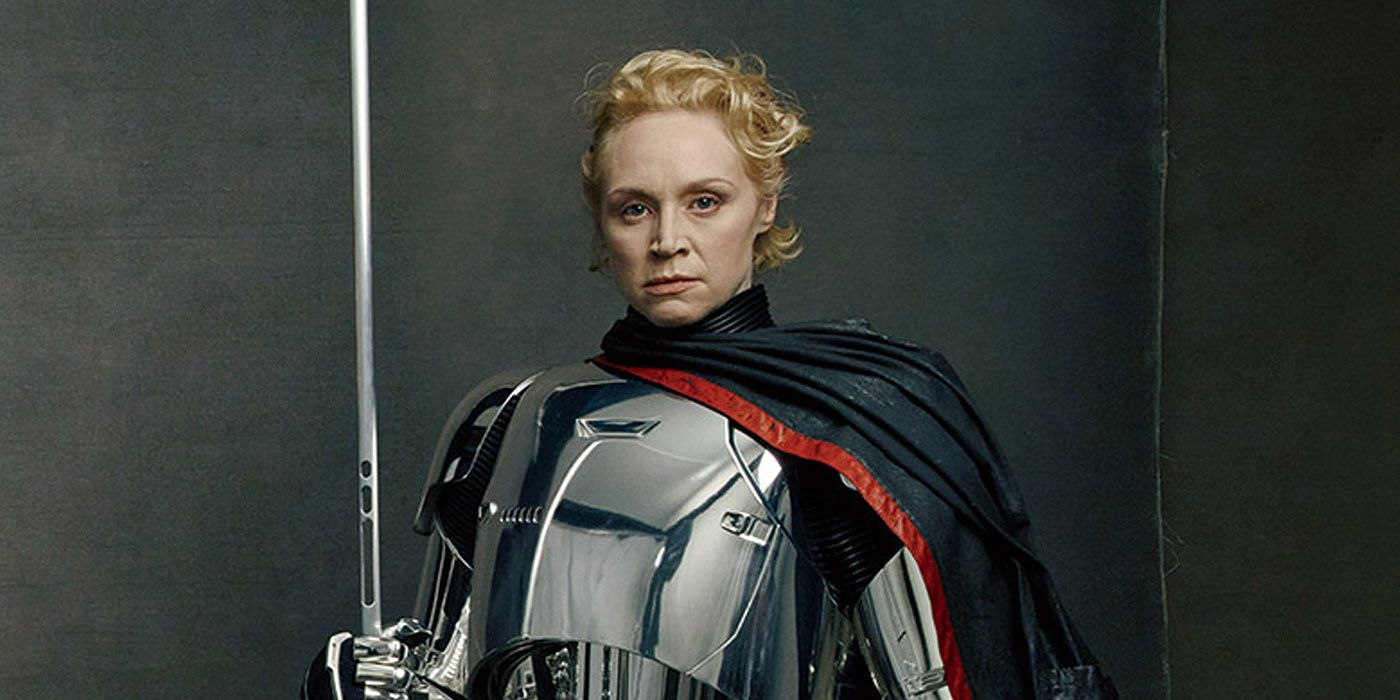 Star Wars 8 Director Actress Created Phasmas Backstory