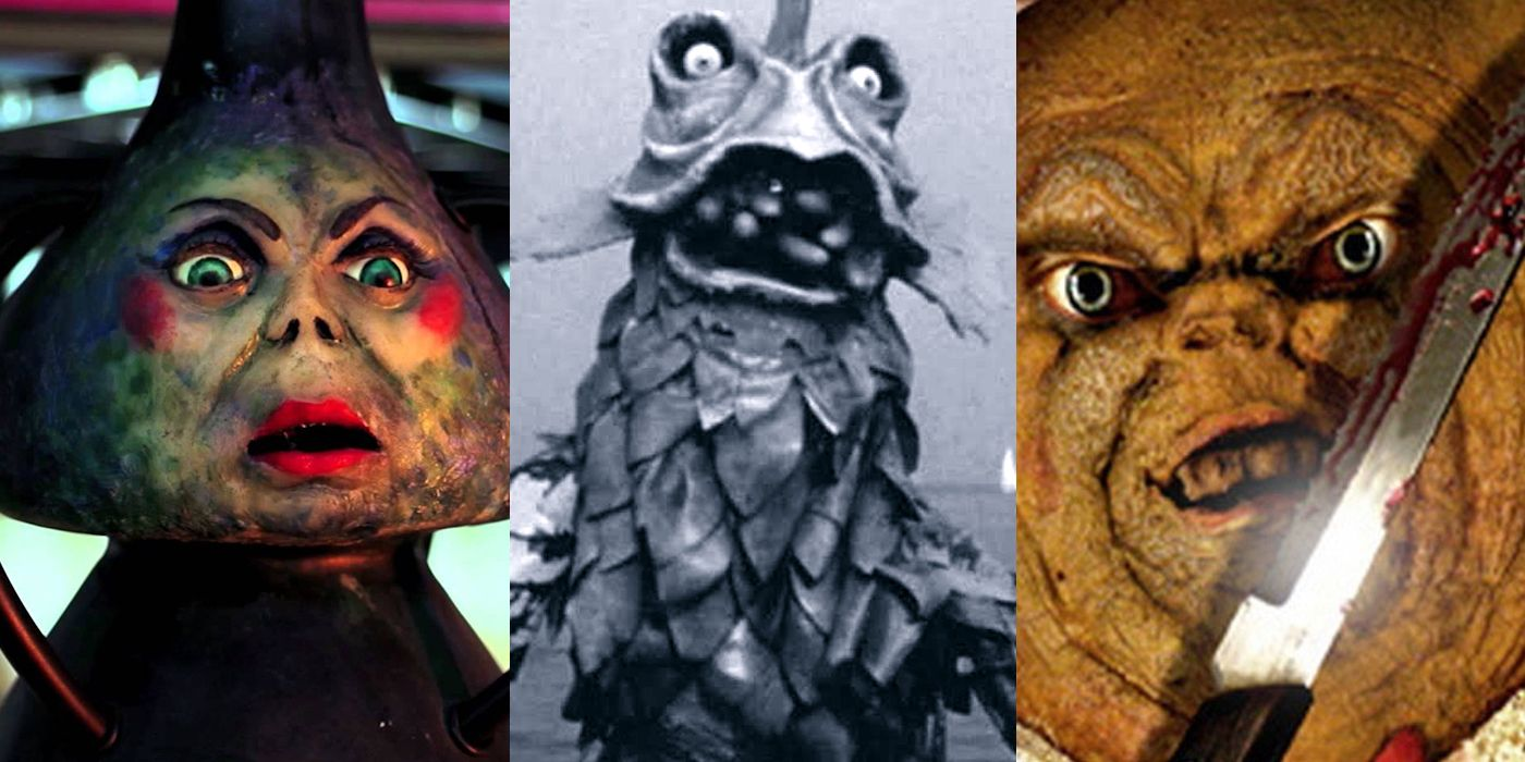15 Most Outrageous B-Movie Monsters You'll Ever See