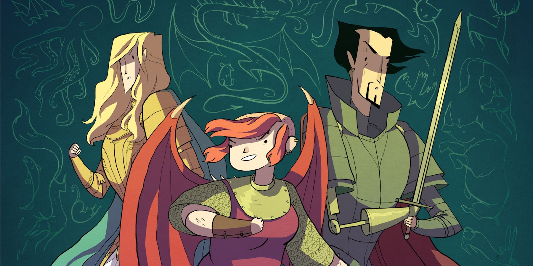 Nimona Animated Movie Gets a 2020 Release Date | Screen Rant
