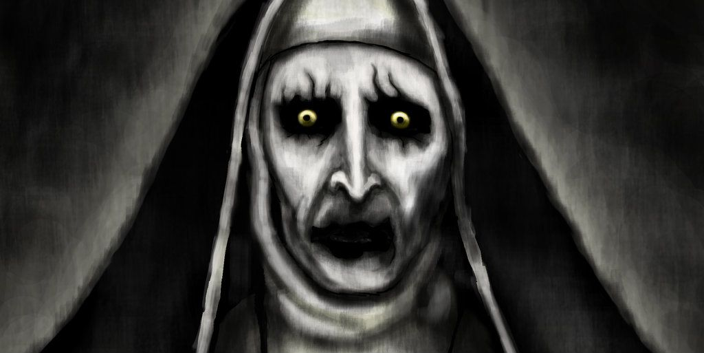 The Nun Conjuring