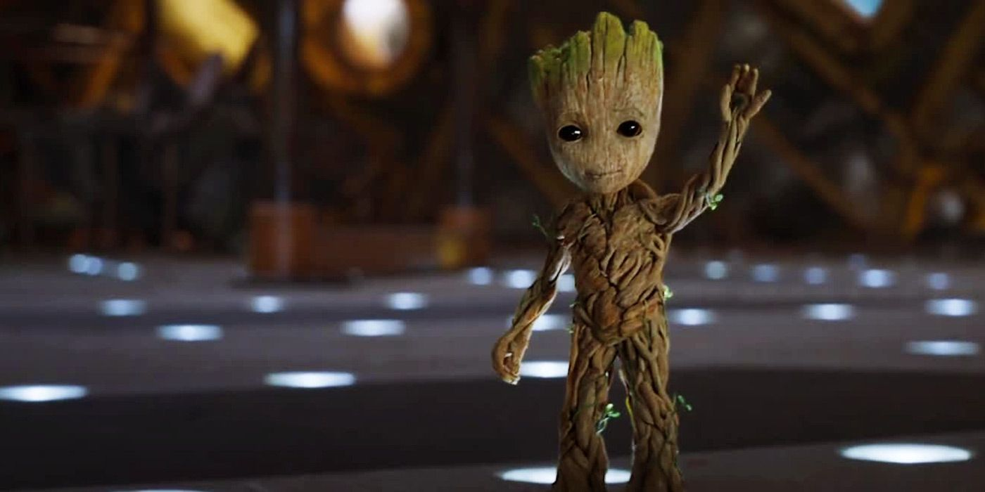 Why Guardians Of The Galaxy Has Opening Credits Screen Rant