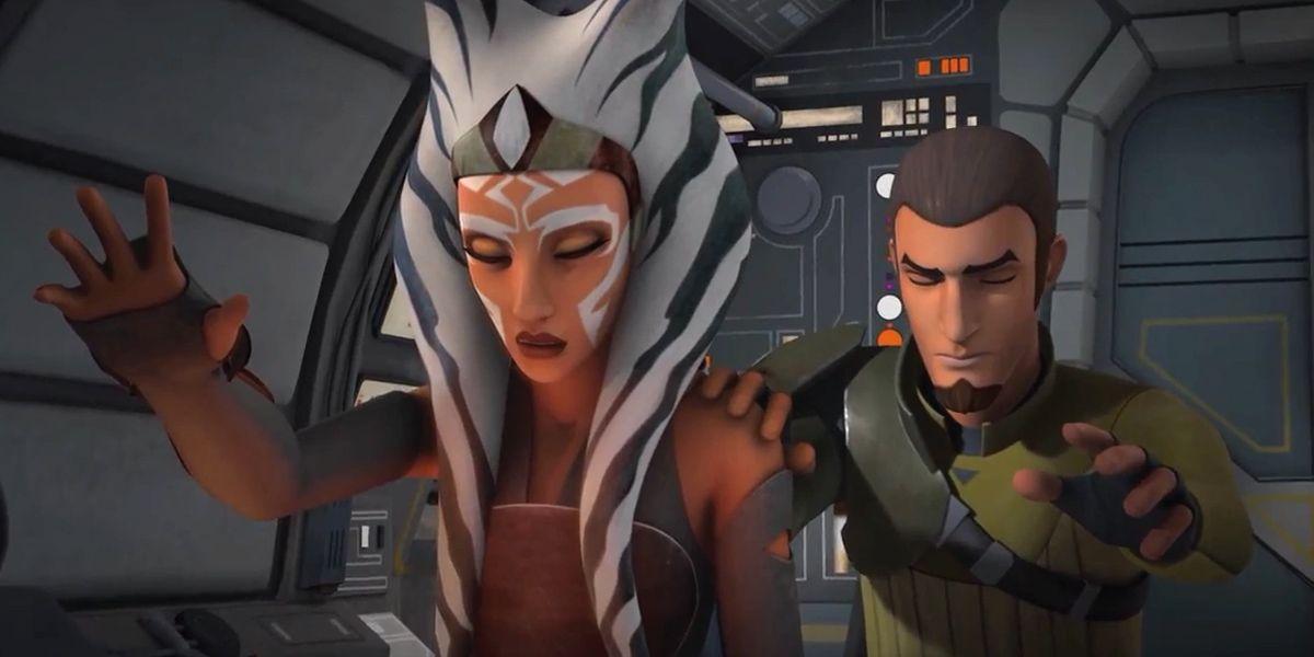 Star Wars Rebels: Kanan and Ahsoka's History Revealed
