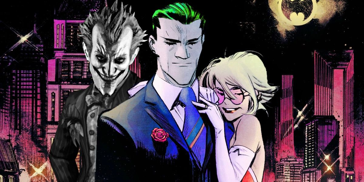 Joker Will Be CURED as Gotham's New Hero
