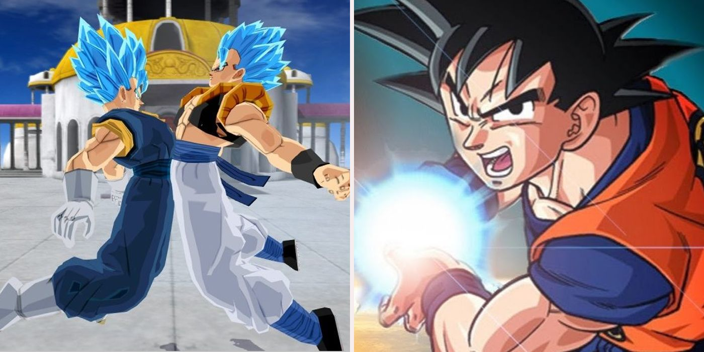 Dragon ball z best video games ranked screenrant - Dragon bale z ...