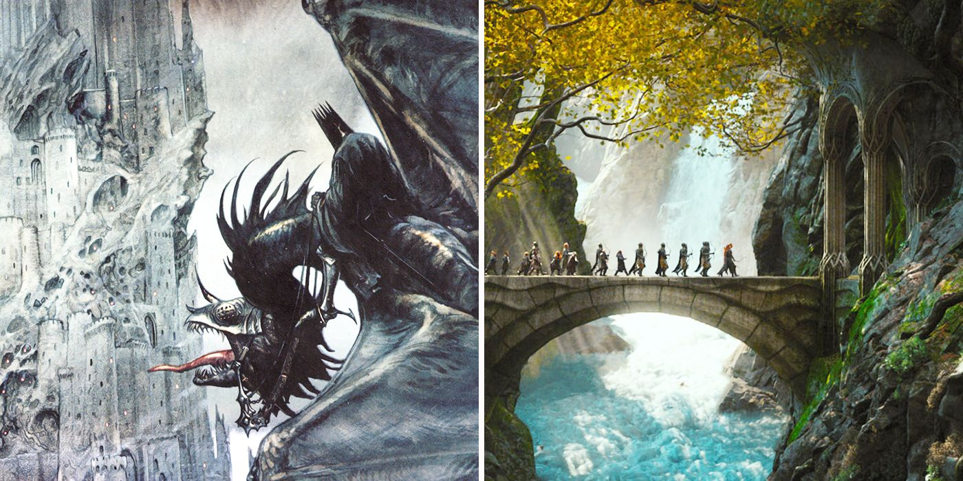 All The Lord Of The Rings Movie