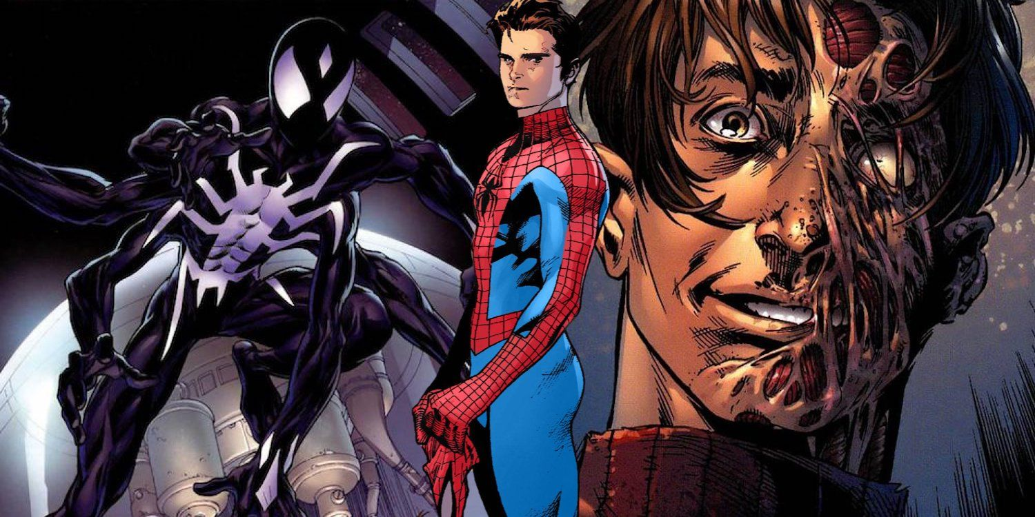 Every Spider-Man Clone, Ranked | ScreenRant