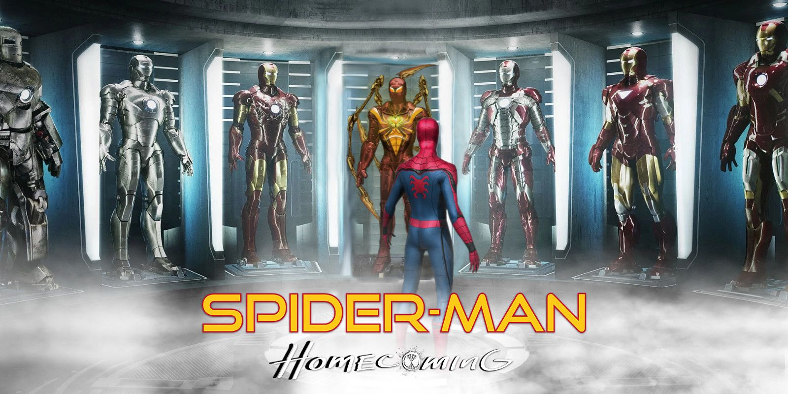 Good Spider Man Homecoming Infinity War Wallpaper - Spider-Man-Homecoming-Iron-Spider-Suit-MCU  Trends_74460 .jpg