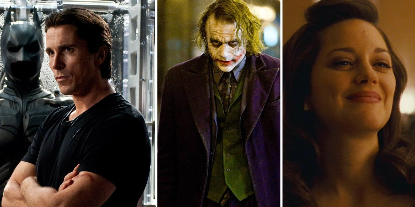 Film The Dark Knight: Actors, Roles, Story 72