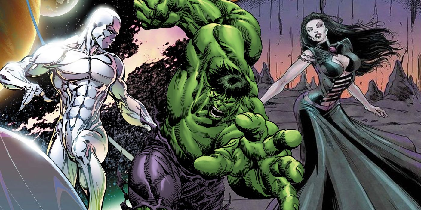 15 Weaknesses You Didn't Know The Hulk Had