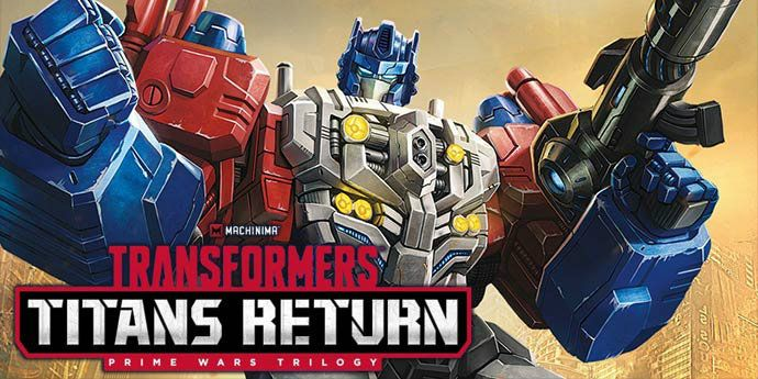 Web-series par Machinima: Transformers Combiner Wars, Titans Return & Power of the Primes - Page 15 Transformers-Titans-Return-Banner