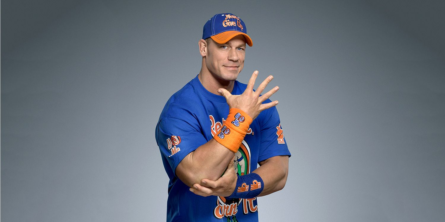 is john cena unofficially retiring from the wwe screenrant. Black Bedroom Furniture Sets. Home Design Ideas