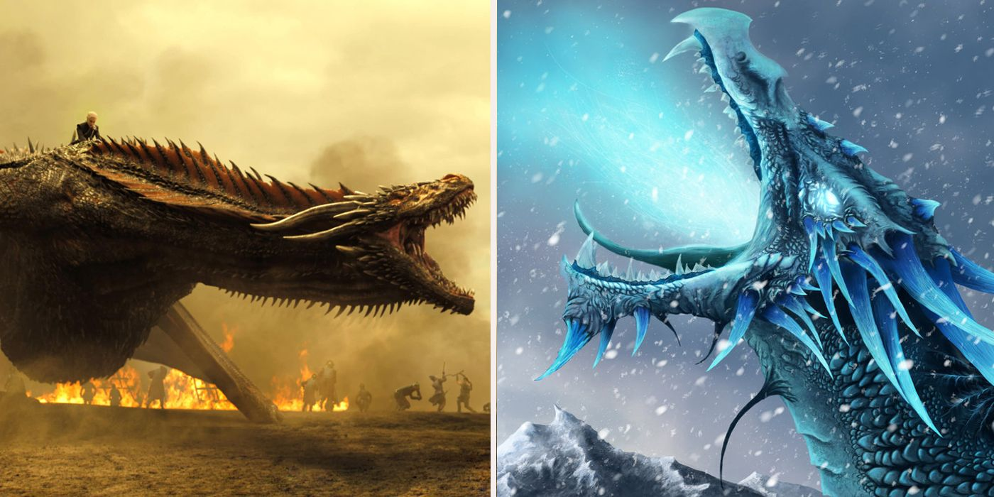 Game Of Thrones Facts About Dragons Screenrant