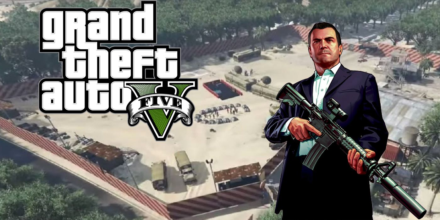 Grand Theft Auto V: Secret Areas | ScreenRant