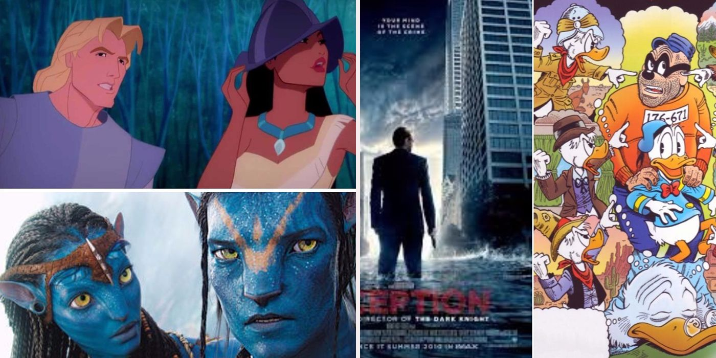 15 Live-Action Movies That Ripped Off Cartoons