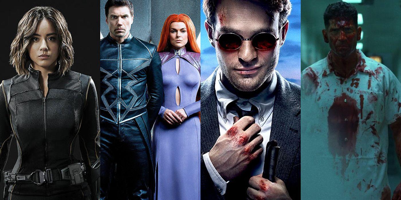 Netflix Show Marvel