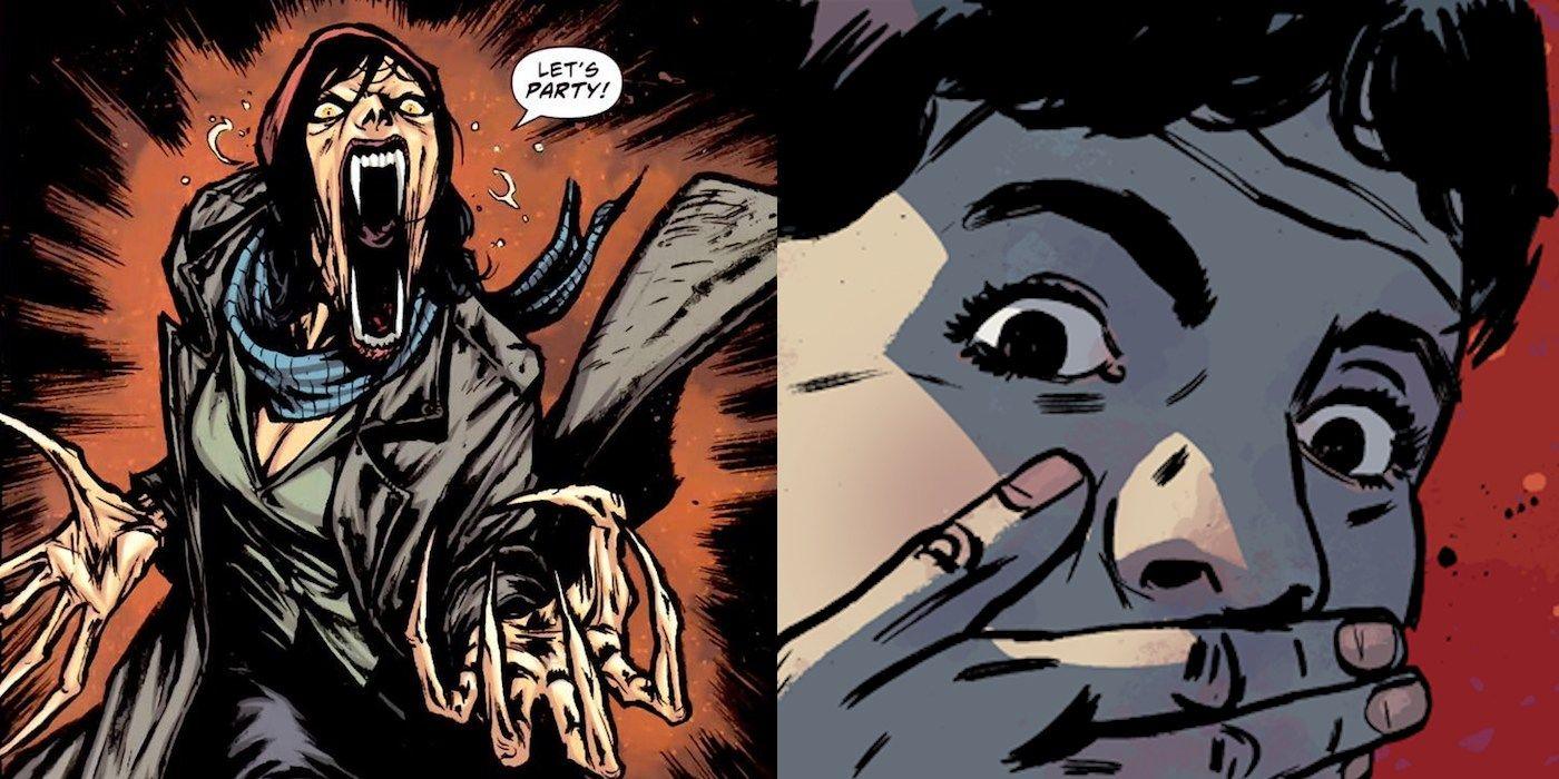 Hindi horror comics read online