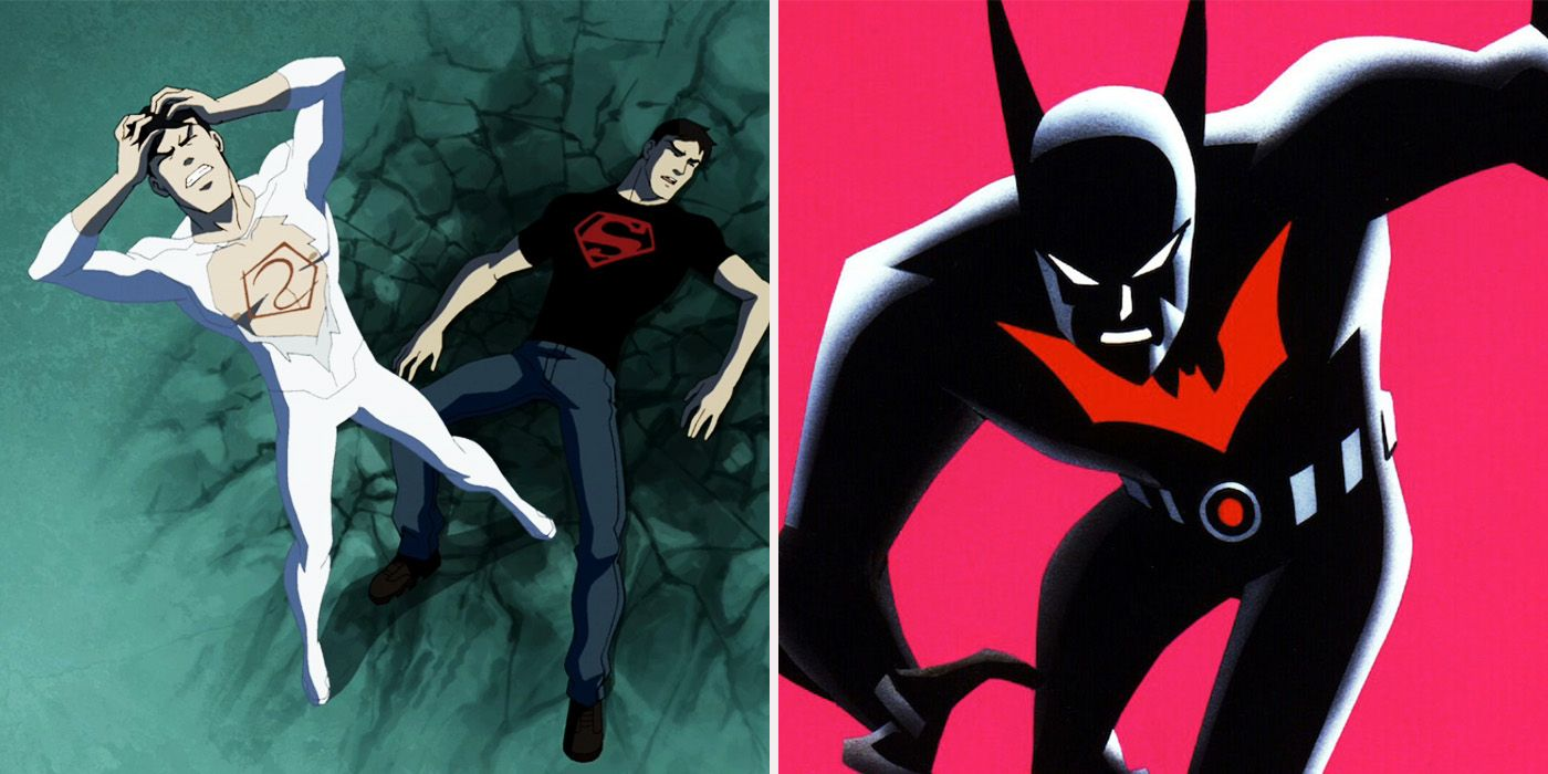 Things You Completely Missed In Young Justice   ScreenRant