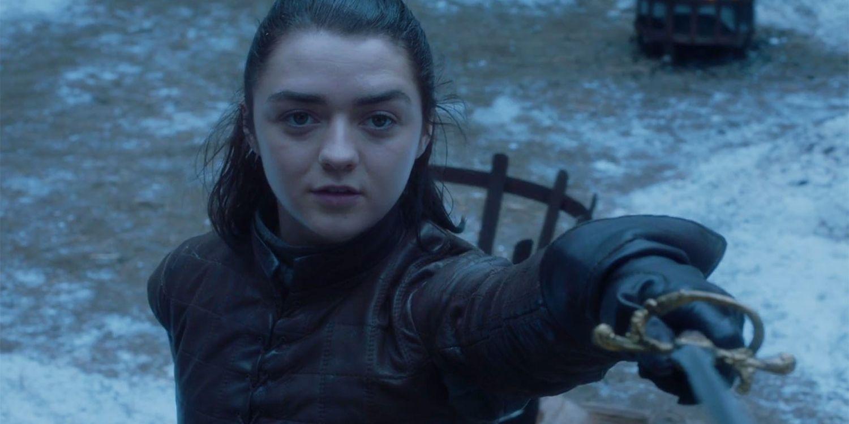 Maisie Williams Drops Game of Thrones 'Spoiler' in April Fools Prank