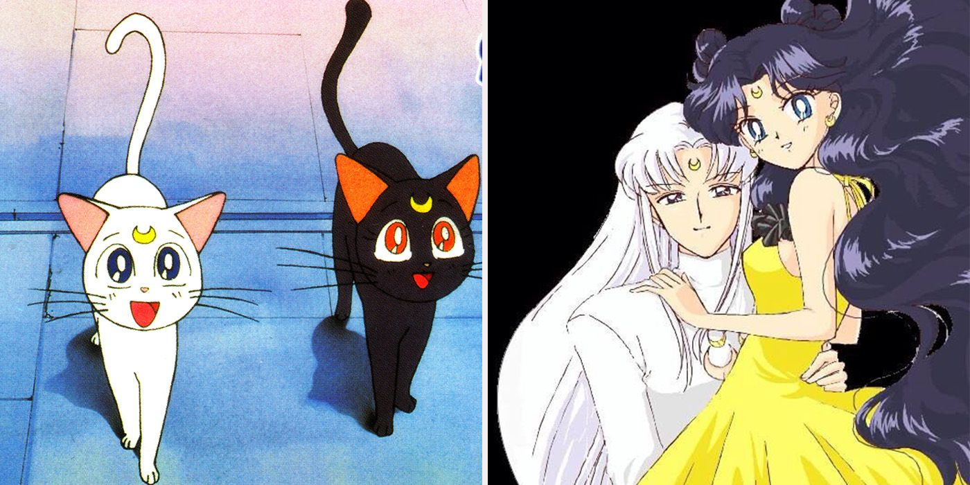 Things You Didn T Know About Luna And Artemis Screenrant