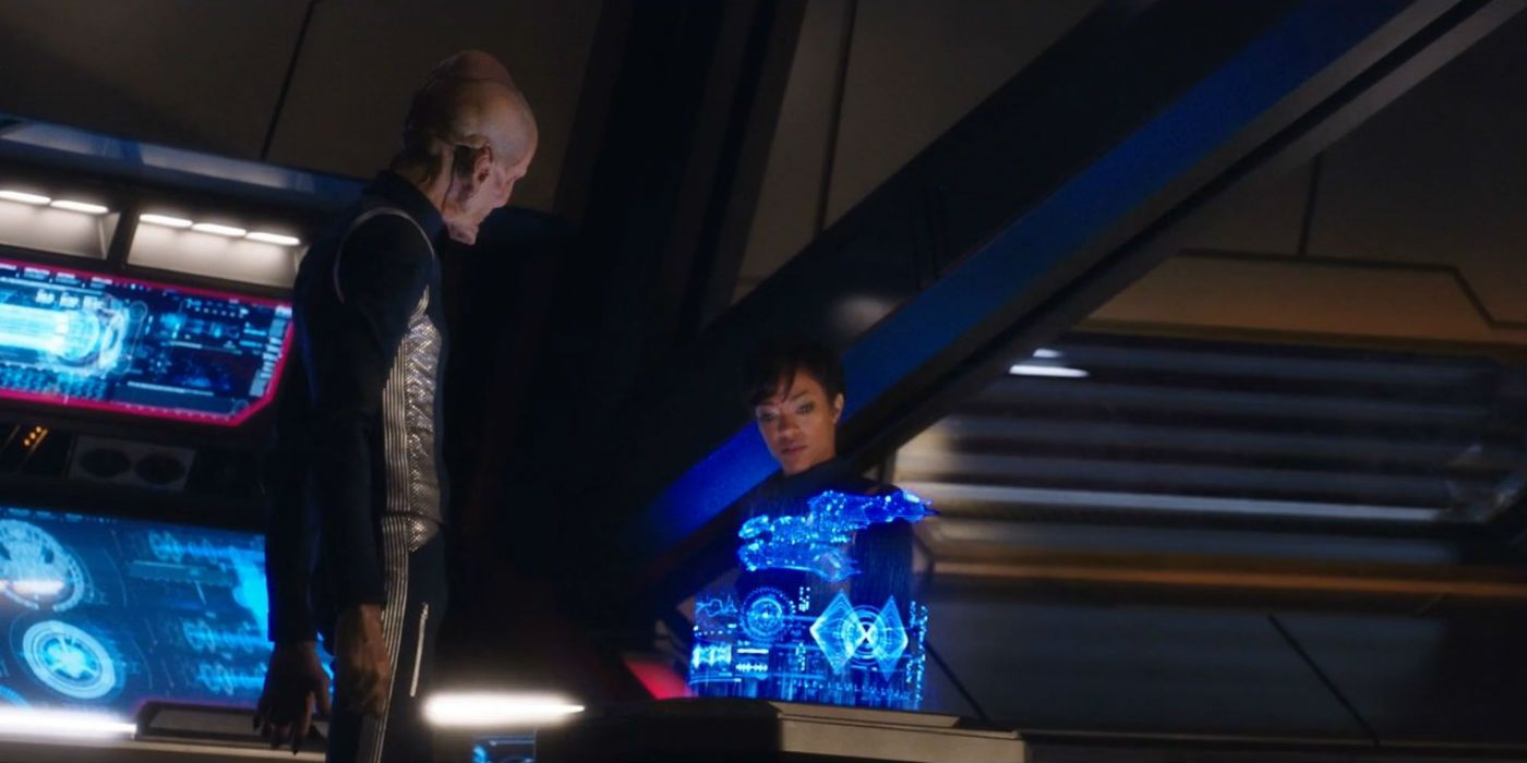 Is Star Trek: Discovery's Tech Too Advanced? | Screen Rant