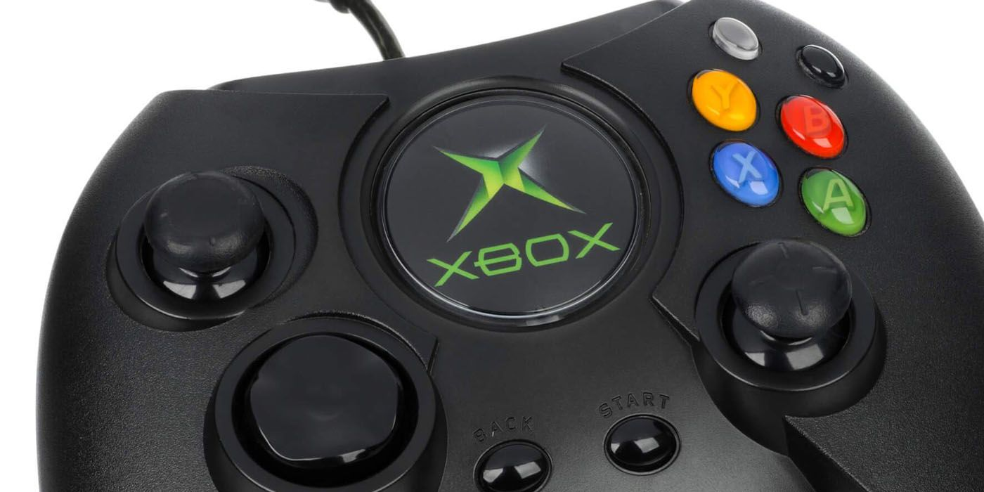 Original Xbox Controller Coming to Xbox One | ScreenRant