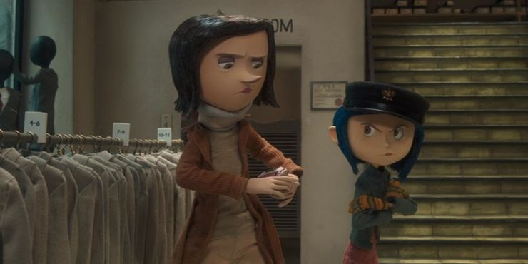 Coraline 5 Things The Movie Got Right 5 The Book Did Better