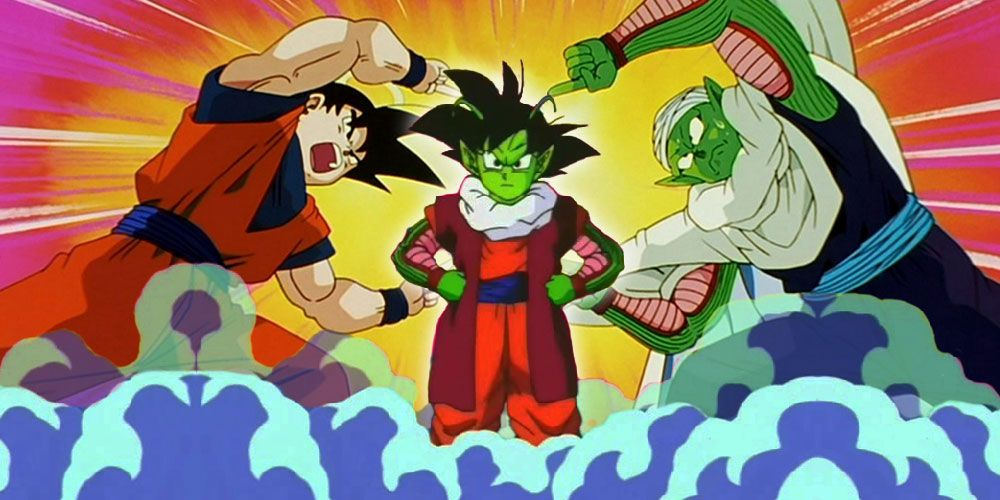 dragon ball z secret facts about fusion screenrant - Dbz