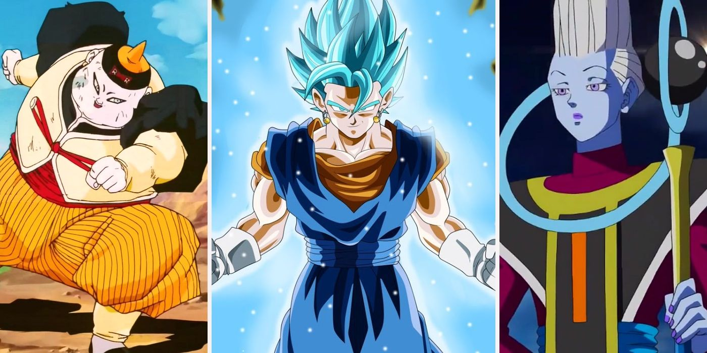 Strongest Worthless Dragon Ball Z Characters Screenrant