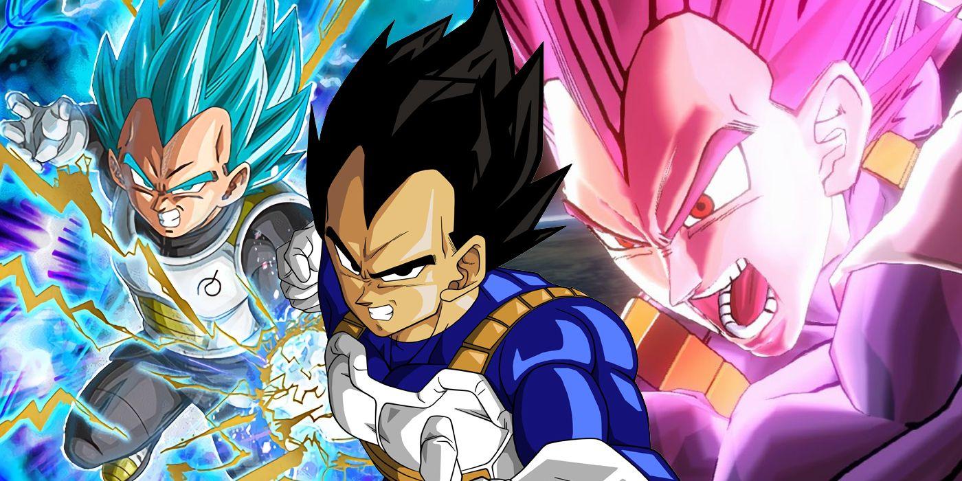 Dragon Ball Z Powers Never Knew Vegeta Had Screenrant