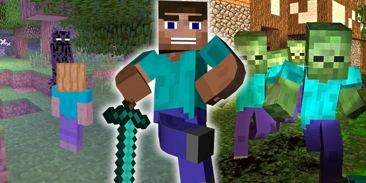 Minecraft: Things You Never Knew You Could Do | ScreenRant