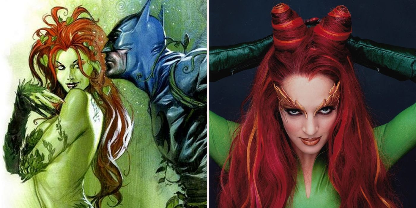 Things You Didn't Know About Poison Ivy | ScreenRant