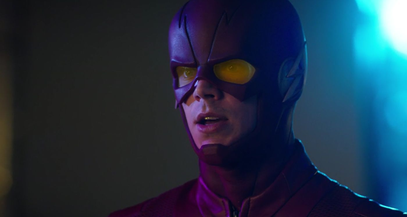 The Flash Barrys New Suit Explained Screenrant Iron Man Schematics