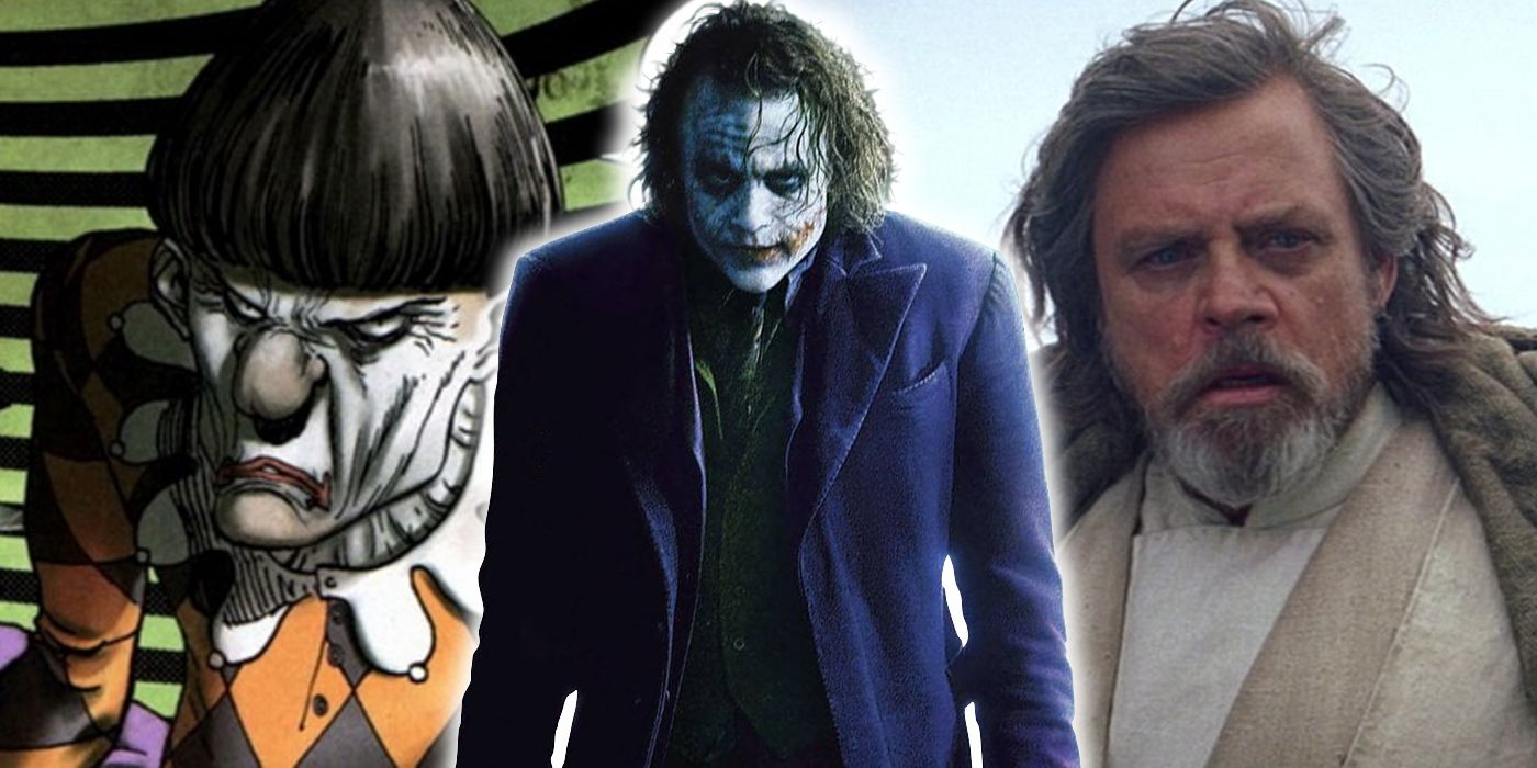 Things You Never Knew About The Joker   ScreenRant