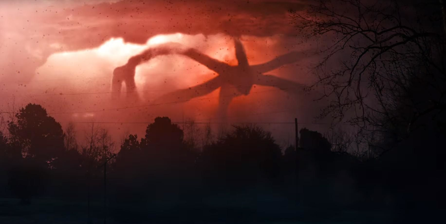 Stranger Things 2 S Shadow Monster Explained Screen Rant