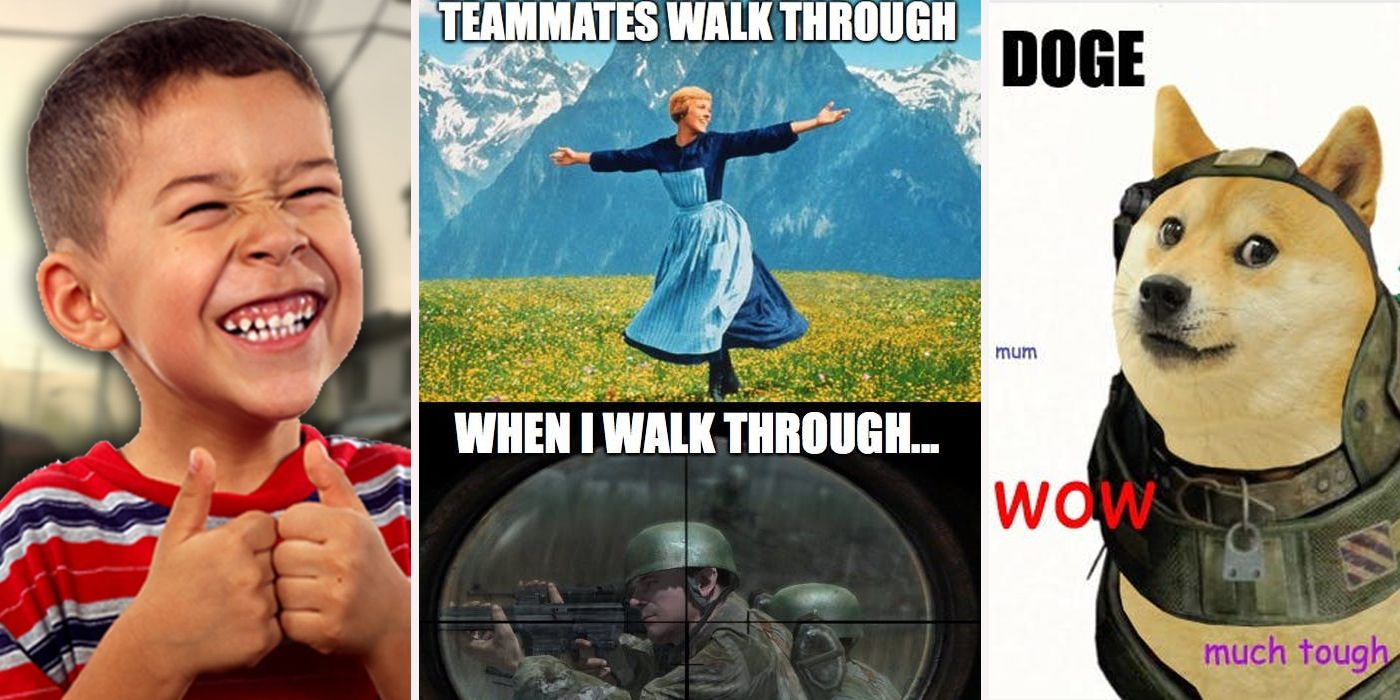 Brutal Call of Duty Memes call of duty 18 brutal memes only true fans will understand