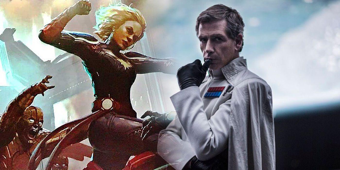 Captain Marvel Movie Ben Mendelsohns Role Confirmed