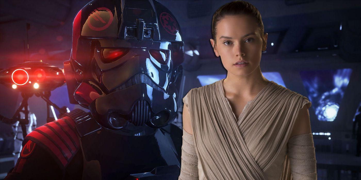 Star Wars: Battlefront 2 Reveals Rey\'s Parents?   ScreenRant