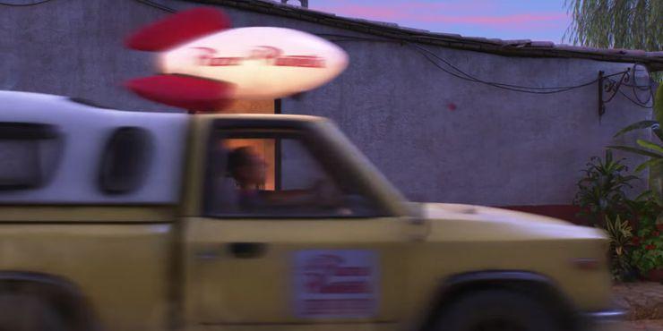 Pixar Every Single Pizza Planet Truck Easter Egg Where