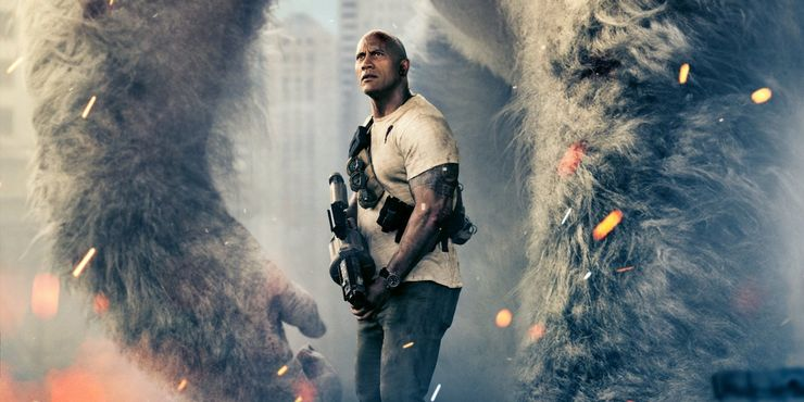 Uwe Boll Upset About Dwayne Johnson S Rampage Screen Rant