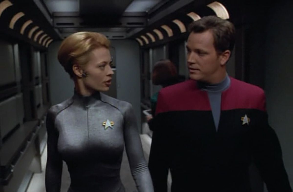 seven of nine catsuit