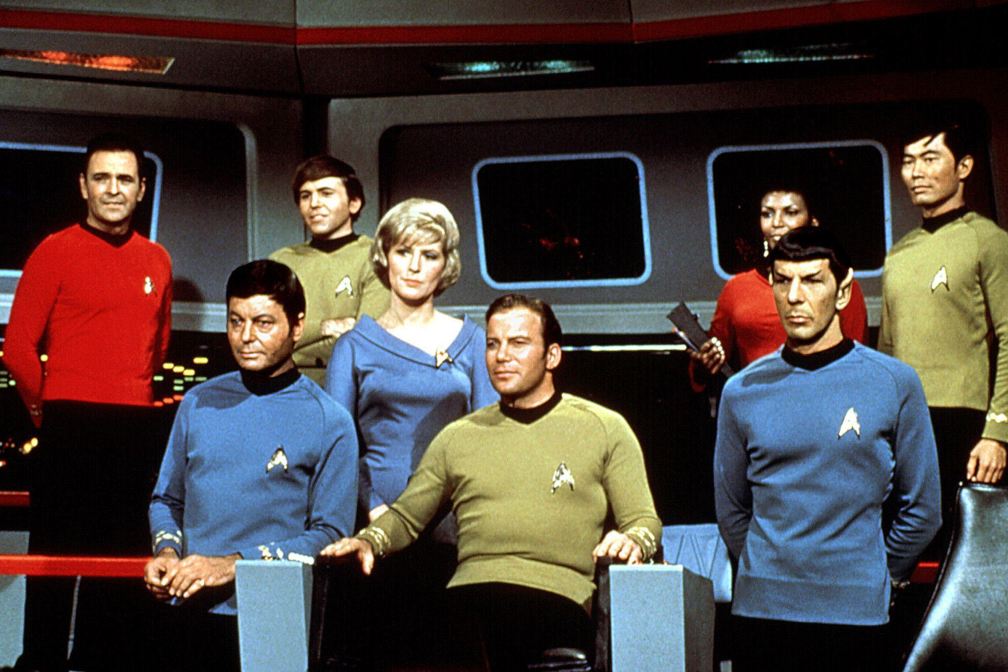 MBTI Of Star Trek: The Original Series Characters   ScreenRant