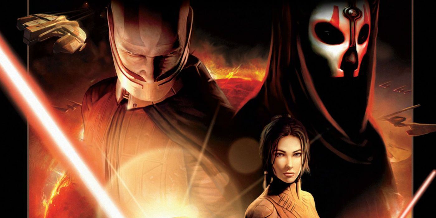 Star Wars: Knights of the Old Republic Movie & TV Show Reportedly Happening