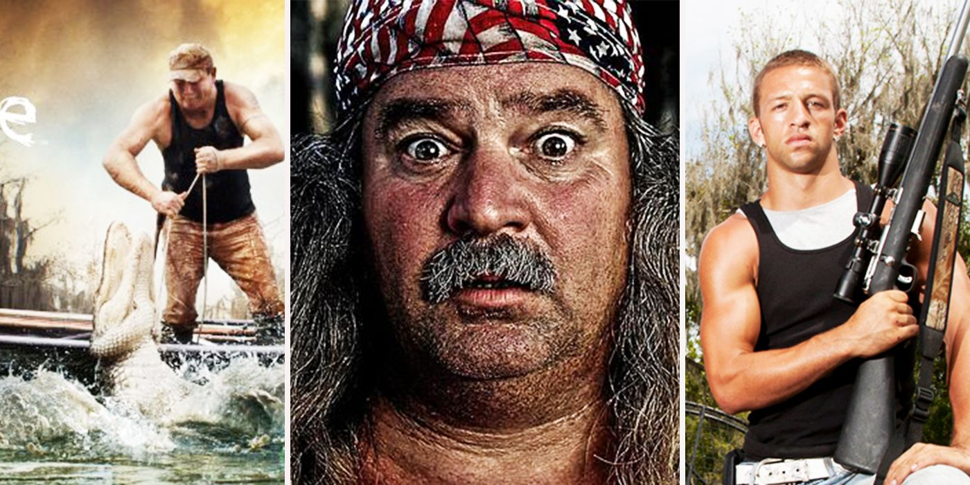 Dark Secrets From Swamp People Screenrant