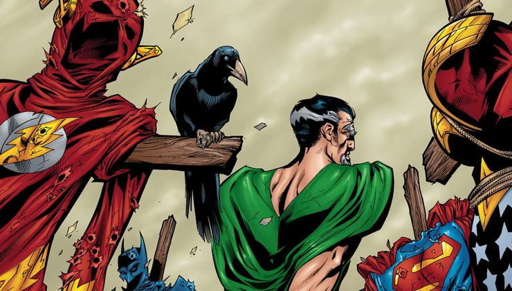 Batman Has A Plan To Take Out Each Justice League Member