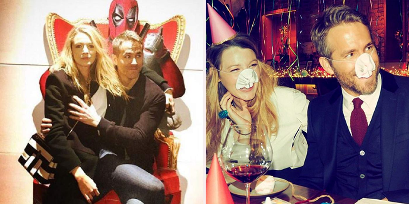 Blake lively and ryan reynolds still dating dad 2